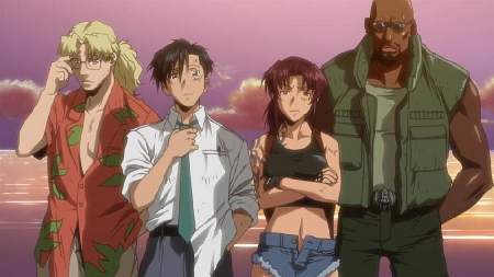 Black Lagoon Team