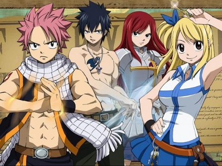 Equipe Fairy Tail