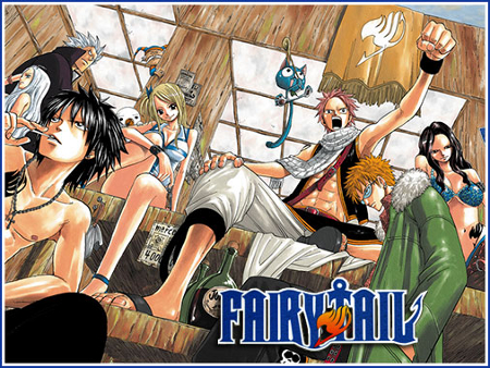 Groupe Fairy Tail