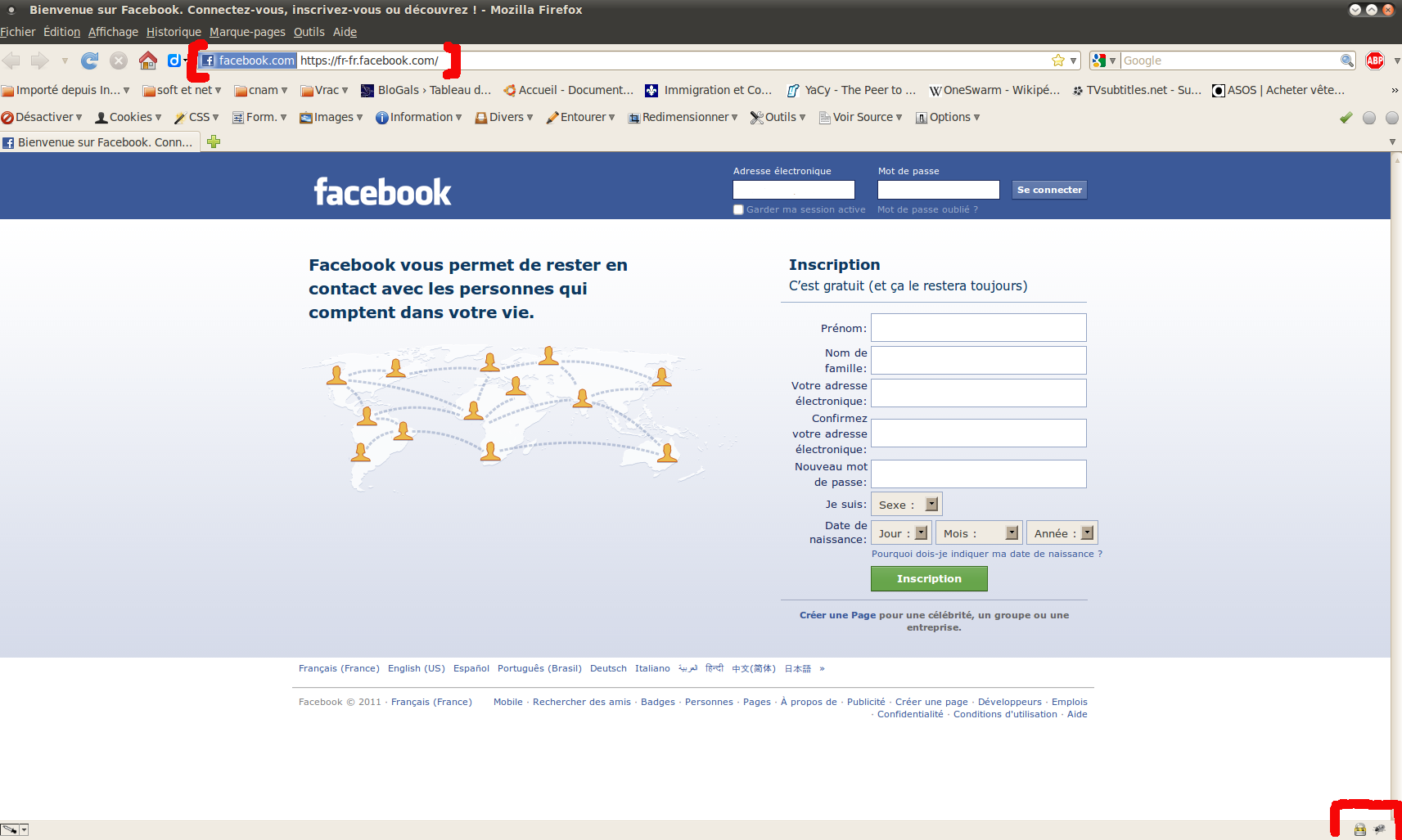Facebook site de rencontre