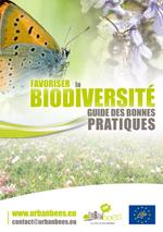 Couverture du guide des bonnes pratiques sur la biodiversité
