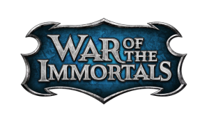 logo war of the immortals (woi)