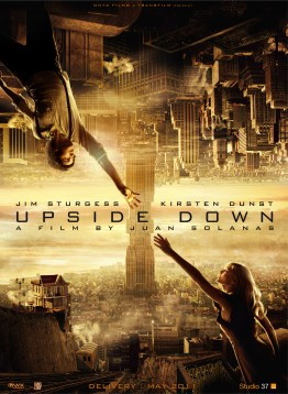 Affiche film Upside-Down