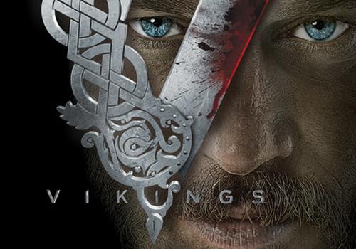 Image logo série Vikings