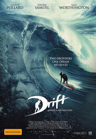 Affiche film Drift