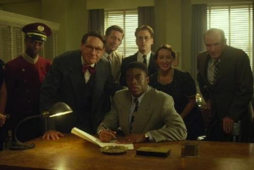 Image du film 42 - signature du contrat